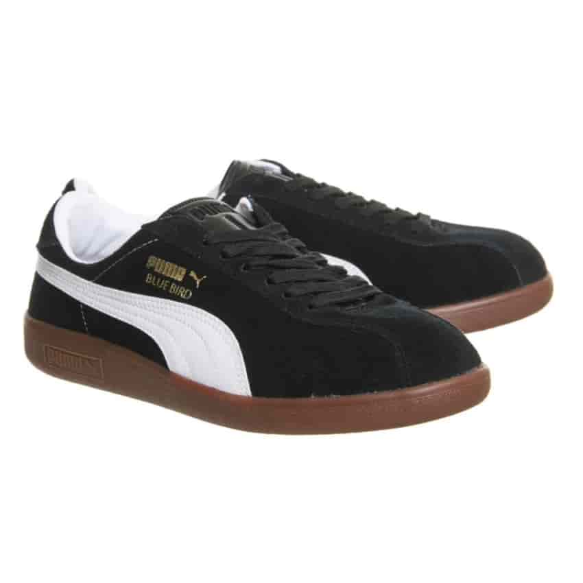 Puma-Blue-Bird-Black-White